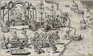 800px-Devil_worship_and_cannibalism_in_South_America,_by_Caspar_Plautius,_1621