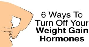 6 Ways To Turn Off Your Weight Gain Hormones