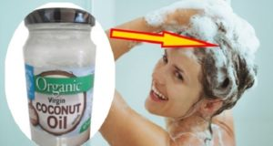 How To Put Coconut Oil In Your Hair To Stop It From Going Gray, Thinning Or Falling Out