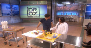 Dr. Oz's Teeth Whitening Home Remedy