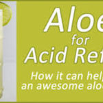 Aloe Vera for Acid Reflux (and an awesome aloe cocktail!)