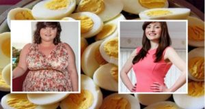 Lose 24 Pounds In Two Weeks With This Boiled Egg Diet Plan