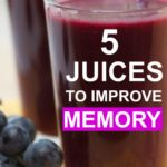 TOP 5 Juices To Improve Memory