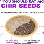 HEALTH BENEFITS OF CHIA SEEDS!