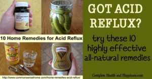 Try These Easy Home Remedies For Heartburn!