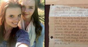 Teen Dies Suddenly In Car Accident, Then Mom Finds Letter