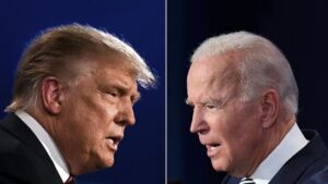 Who won US presidential debate: Donald Trump, Joe Biden go head-to-head